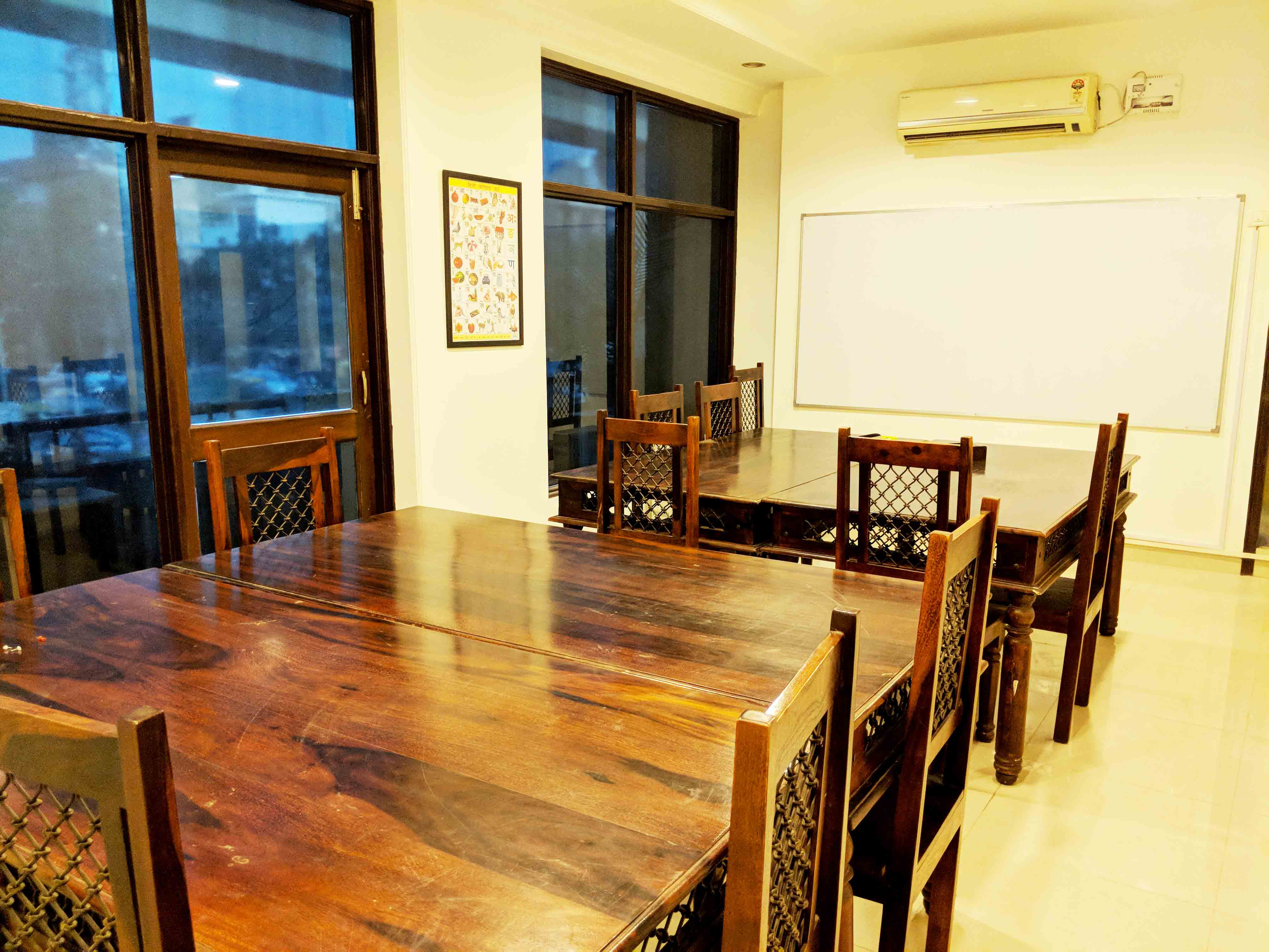 South Delhi Space at SpaceBoat